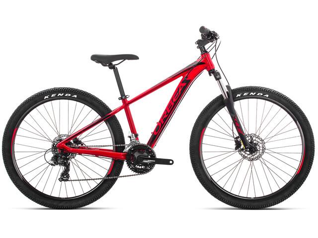 "ORBEA MX XS 60 - VTT Enfant - 27,5"" rouge/noir"